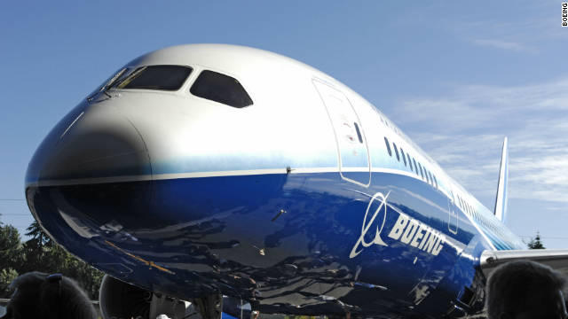 'Teething problems' for Dreamliner