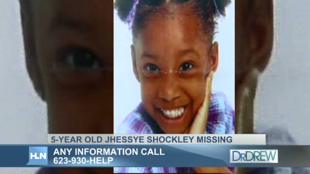 Missing Jhessye Shockley's family speaks