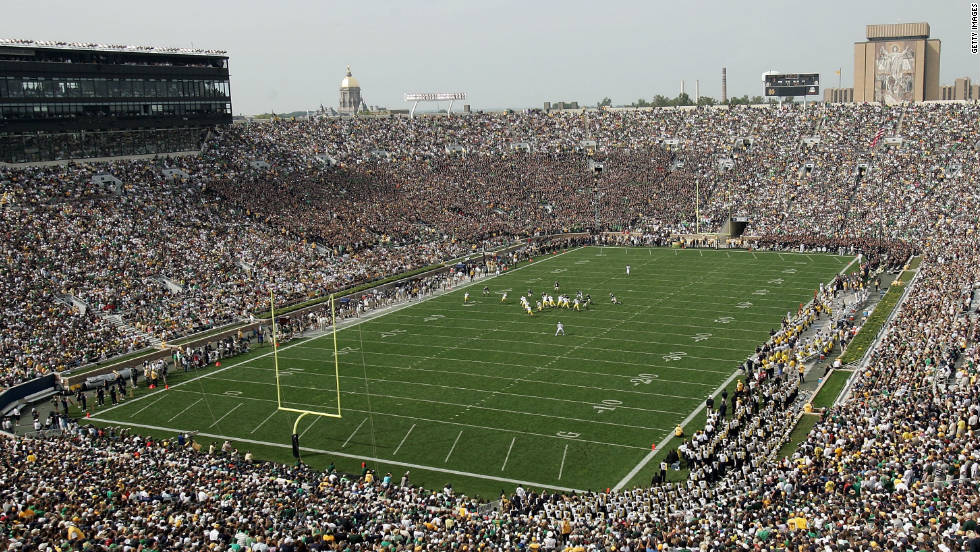 Image result for notre dame touchdown jesus