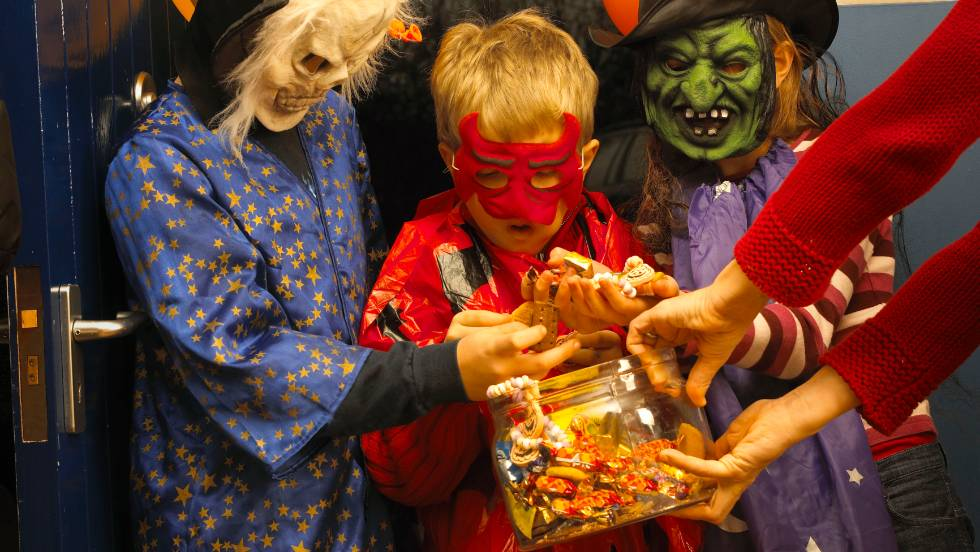"When the kids are safely tucked in bed, don't throw the leftover candy away. Donate it to an organization like the <a href=""http://www.halloweencandybuyback.com/"" target=""_blank"">Halloween Candy Buy Back</a>. This program repackages the candy and sends it to more than 60,000 soldiers overseas."