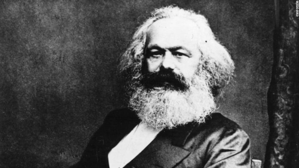 Mary Gabriel says Karl Marx's utopian dream never materialized, but some of his ideas are integral to the American system.