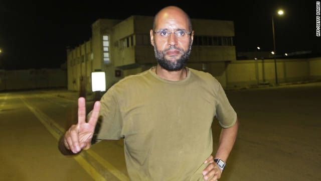Abdelali: Gadhafi son will face trial