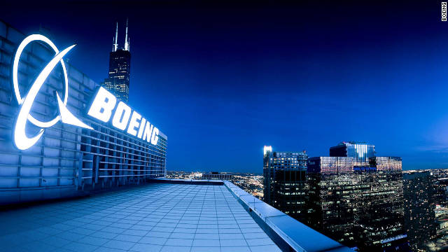 Boeing Co. says it will run a commercial space operation from Cape Canaveral, Florida.