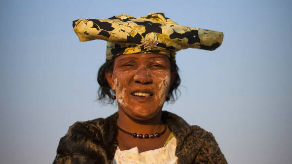 There are some Herero living in Botswana and Angola.
