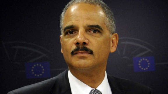 """""""A patchwork of state laws is not the solution and will only create problems,"""" Attorney General Eric Holder said."""