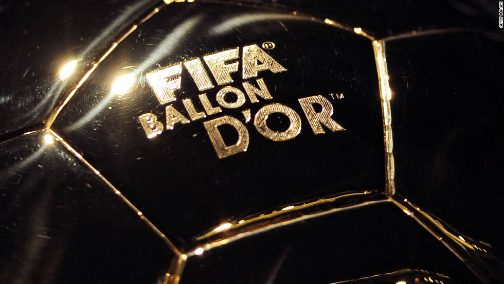 Football's governing body FIFA has announced the 23-man shortlist for the 2011 FIFA Ballon d'Or, the award given to the world's best player. The winner will be announced at a FIFA gala in Zurich on January 9.