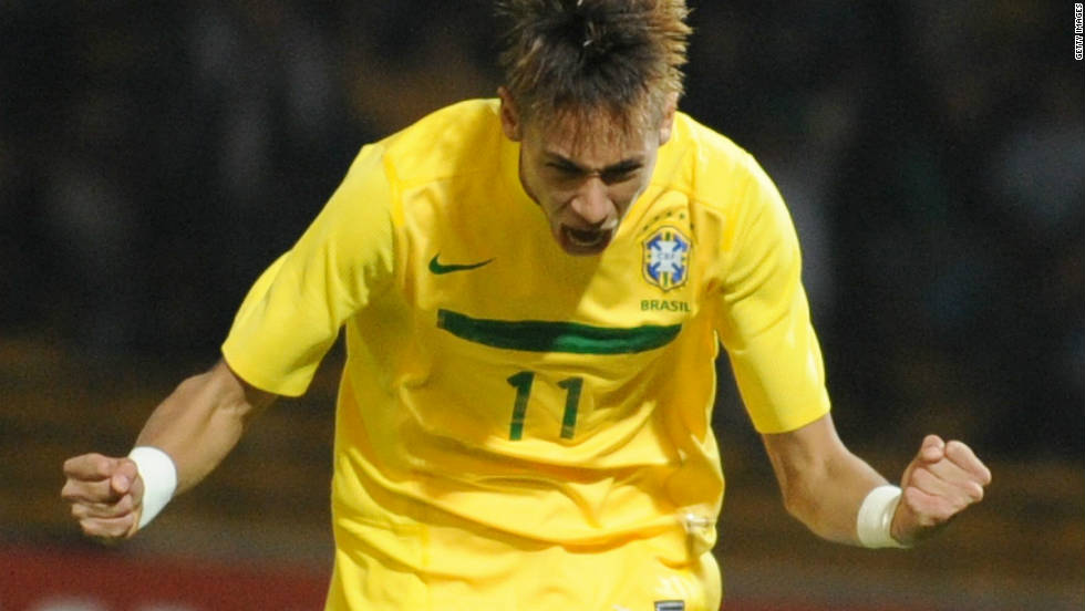 Santos' teenage Brazil forward Neymar is the only player based outside of Europe to be nominated for the 2011 award.