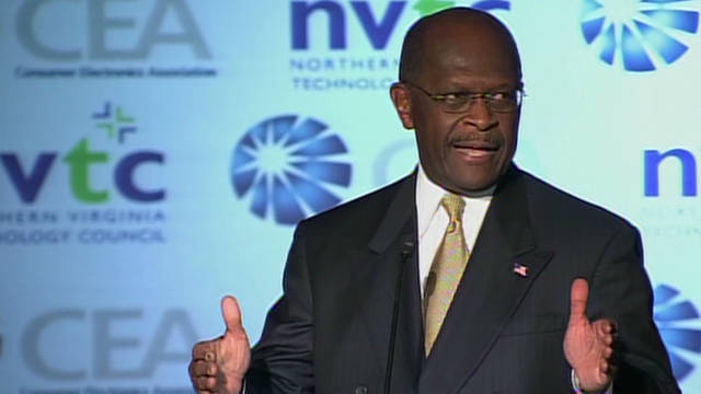 Cain: 'Factions trying to destroy me'