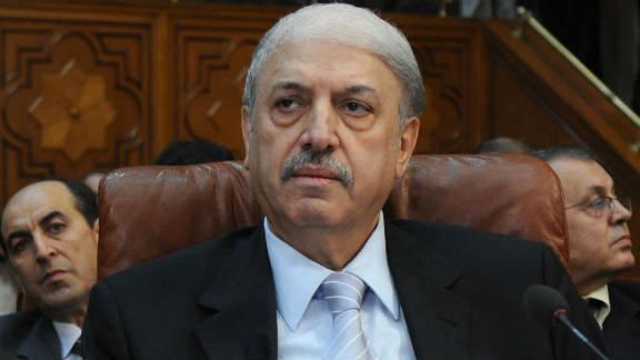 Yussef al-Ahmad, Syria