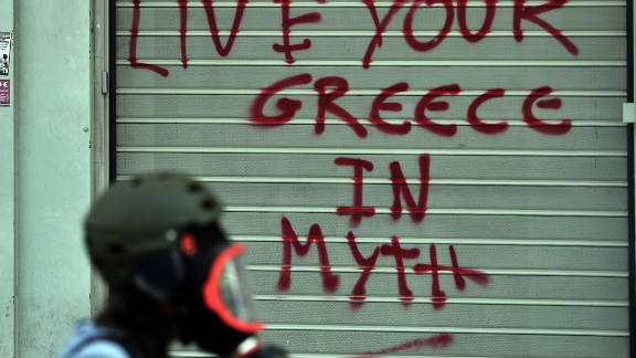Tens of thousands of people have taken to the streets of Greece in recent months -- but are their views shared by the majority?