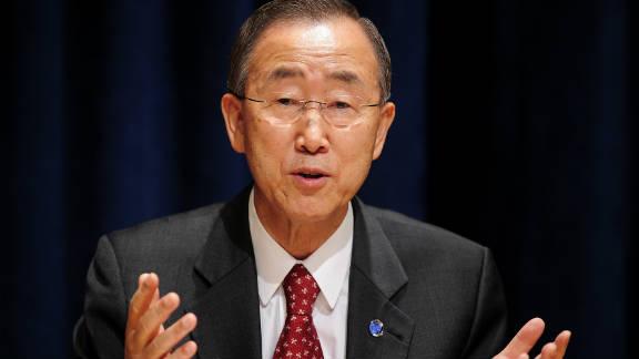 Ban Ki-moon will meet with members of Libya