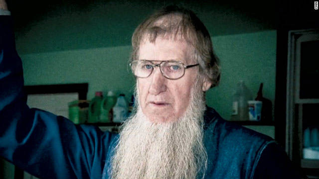 Sam Mullet, leader of the breakaway Amish sect in eastern Ohio, denies allegations he's running a cult.
