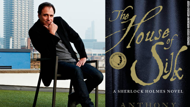 Sherlock Holmes' tales continue in Anthony Horowitz's latest novel.