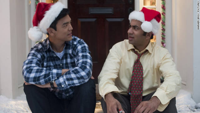 Harold And Kumar Christmas.Review A Very Harold Kumar 3d Christmas A Treat For