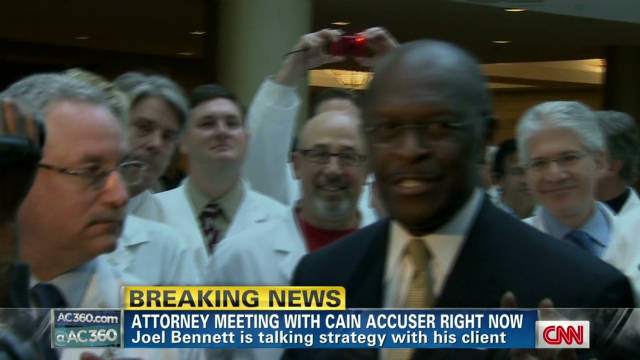Cain may have third accuser