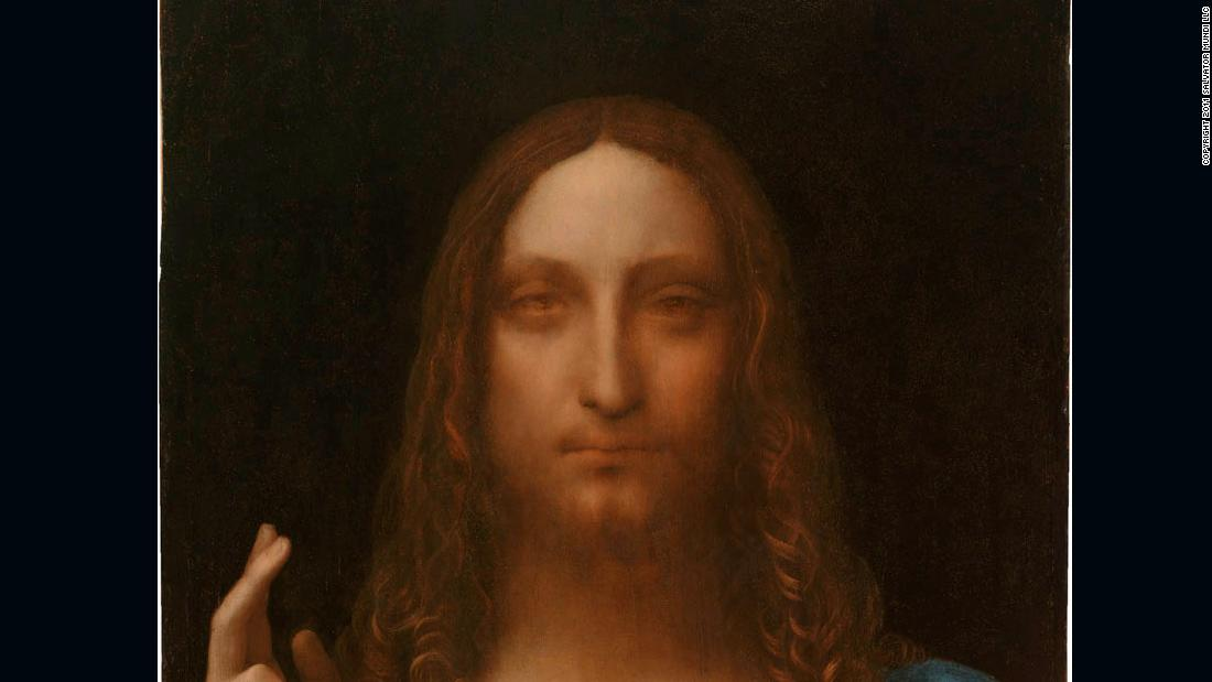 Salvator Mundi: World's most expensive painting getting the Broadway treatment