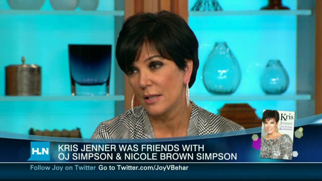 2011: Kris Jenner talks O.J. Simpson