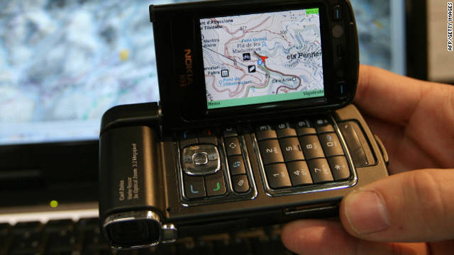 are gps enabled cell phones an invasion of privacy