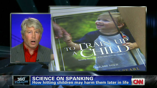 Science on spanking