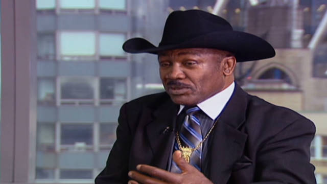 2009: Joe Frazier reflects on his legacy