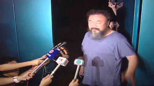 Al Weiwei's $2.3B bill for back taxes