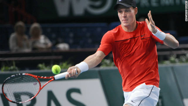 Berdych edges closer to finals with victory over Verdasco ...