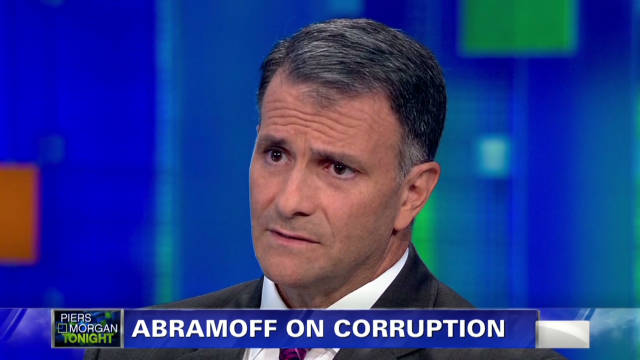 Abramoff on congressional corruption