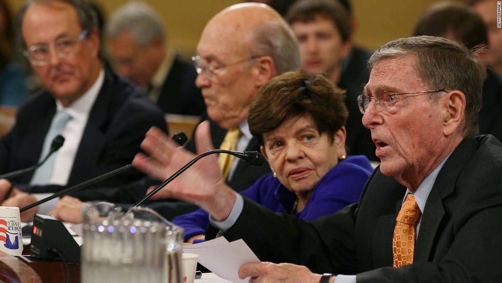 Alice Rivlin, first woman to lead White House budget office, dies at age 88