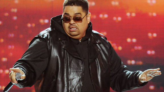 Rapper Heavy D, born Dwight Arrington Myers, died November 8 at the age of 44. Officials say a pulmonary embolism killed the rapper. Full story