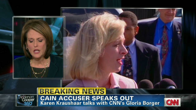 Cain accuser may release documents