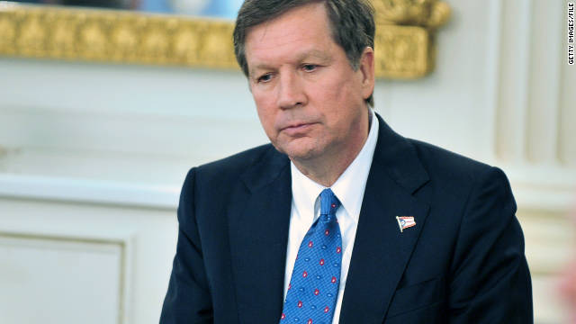 Gov. John Kasich signed the measure into law in March, but it was held from going into effect pending the referendum.