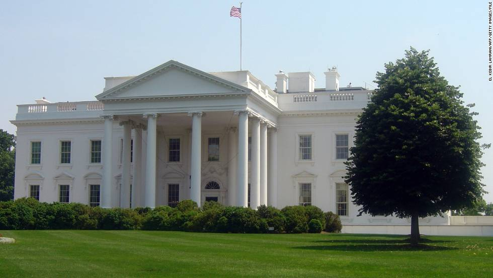 Mystery 'device' found on White House grounds