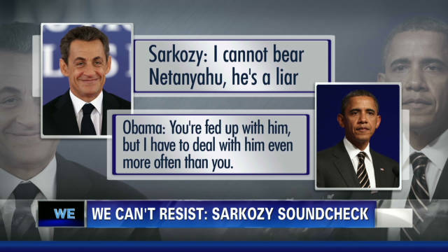 Obama, Sarkozy not alone in mic gaffe