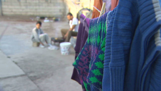 Winter threatens Syria refugees