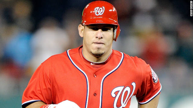 Washington Nationals catcher Wilson Ramos was kidnapped Wednesday in his home country of Venezuela.