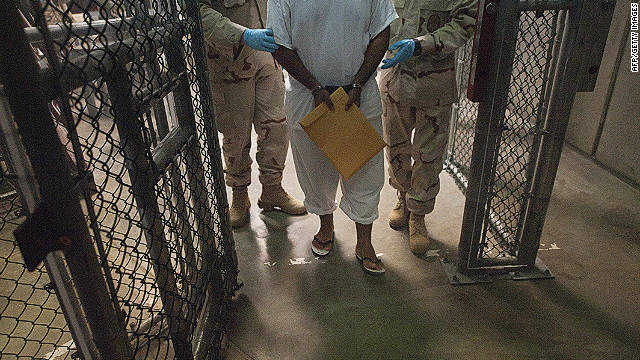 A look at Guantanamo Bay prison