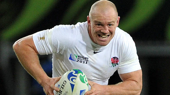 The international career of England's 2003 World Cup-winning center Mike Tindall could now be over.