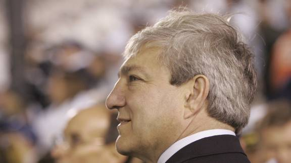 Graham Spanier was fired this week from his position as president of Penn State.