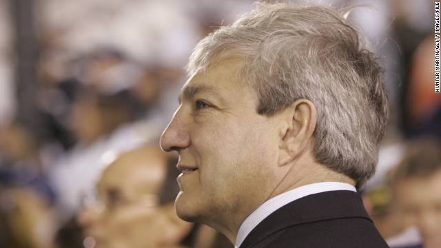 Former Penn State President Graham Spanier faces charges for the first time in the wake of the Jerry Sandusky scandal.