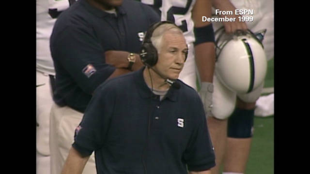 Sandusky's football career derailed?