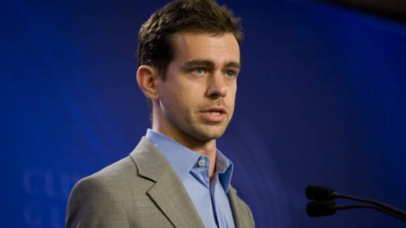 """Could Twitter and Square co-founder Jack Dorsey be considered the """"next Steve Jobs?"""" Some readers think so."""