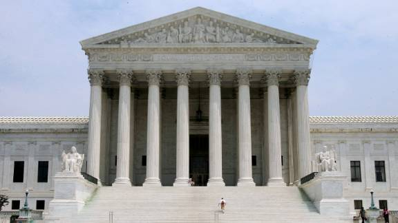 The case put personal liberty at odds with national security, making it one of the most important rulings of the high court's term.