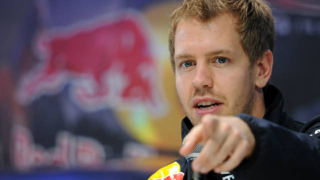 Sebastian Vettel has won 11 out of 18 races on his way to the 2011 Formula One world championship.