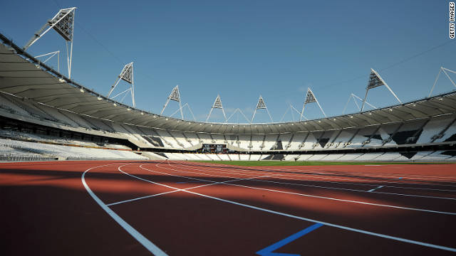 The UK government insists its security plans for the 2012 Olympic Games are on track.