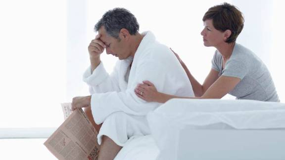 Research suggests that rates of erectile dysfunction among men with cardiovascular disease are twice as high.