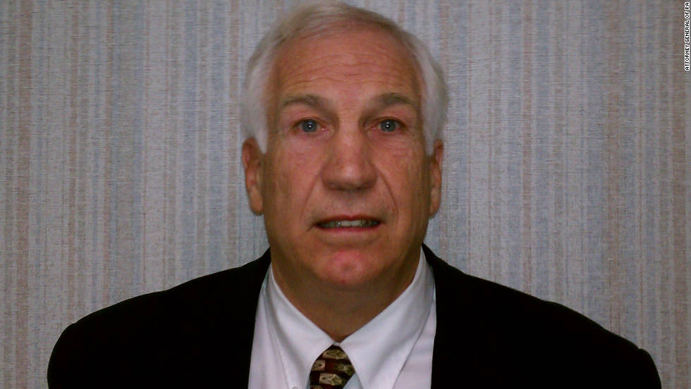 What charges were sandusky found not guilty of sexual harassment