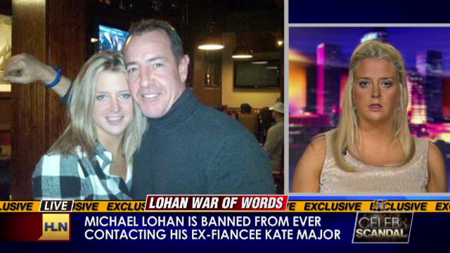 Kate Major: Michael Lohan tortured me