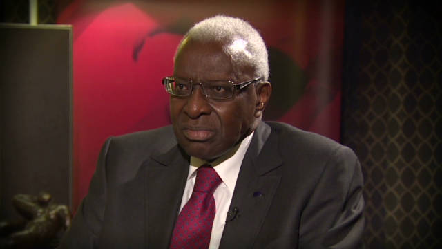 Diack: 'Britain a nation of athletics'