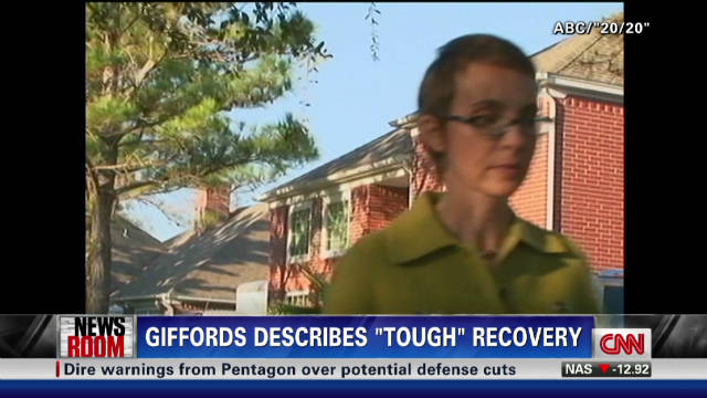 Inside Rep. Giffords' recovery