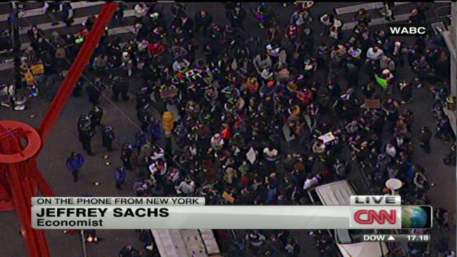Sachs: OWS movement marks change